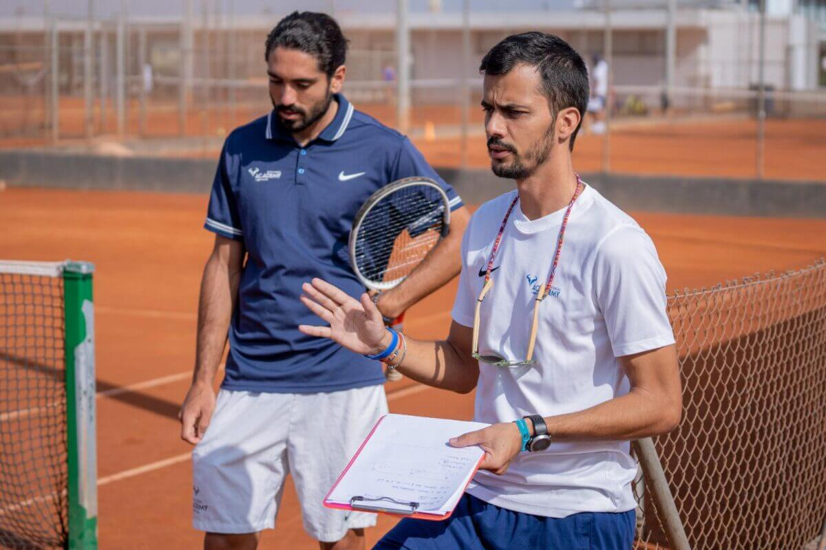 Rafa Nadal Academy USA - Development Plan