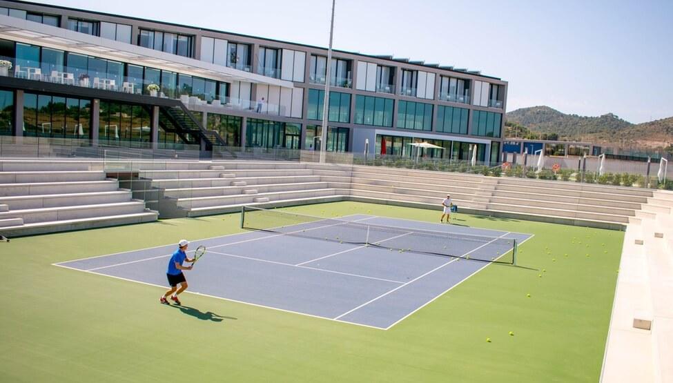 Rafa Nadal Academy USA - Our Dna Court Training 2