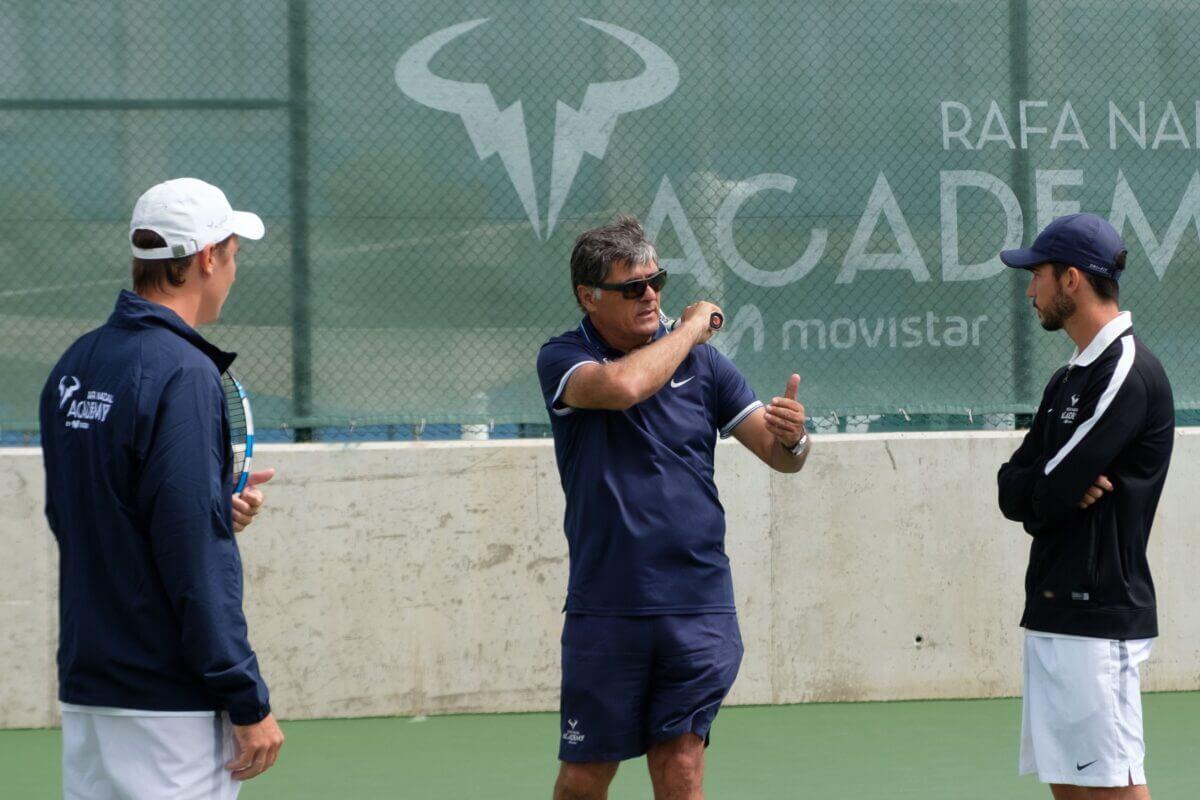 Rafa Nadal Academy USA - Spanish Rafa Nadal Academy Coaches
