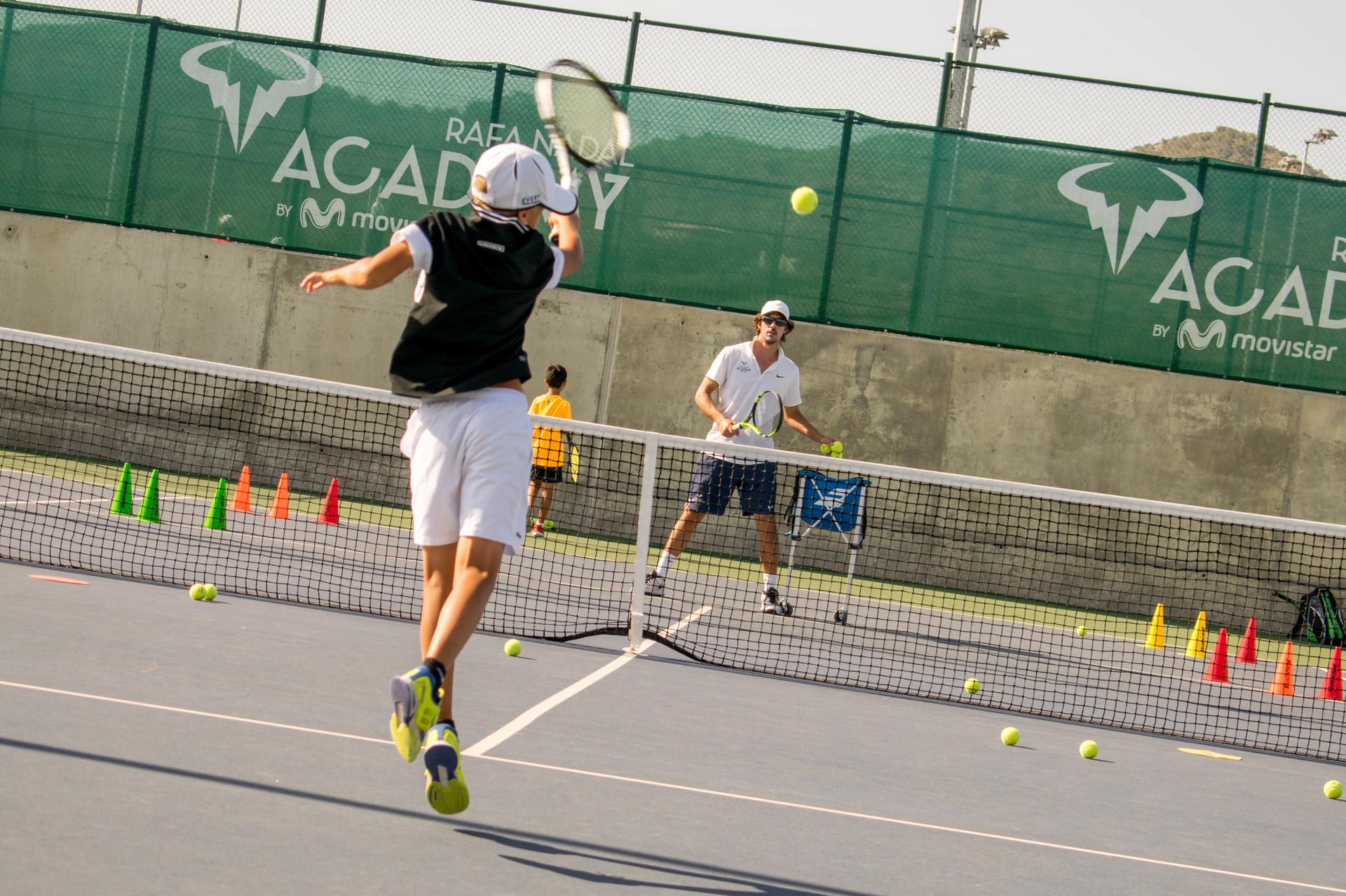 Rafa Nadal Academy USA - 6 Day Tennis Camp
